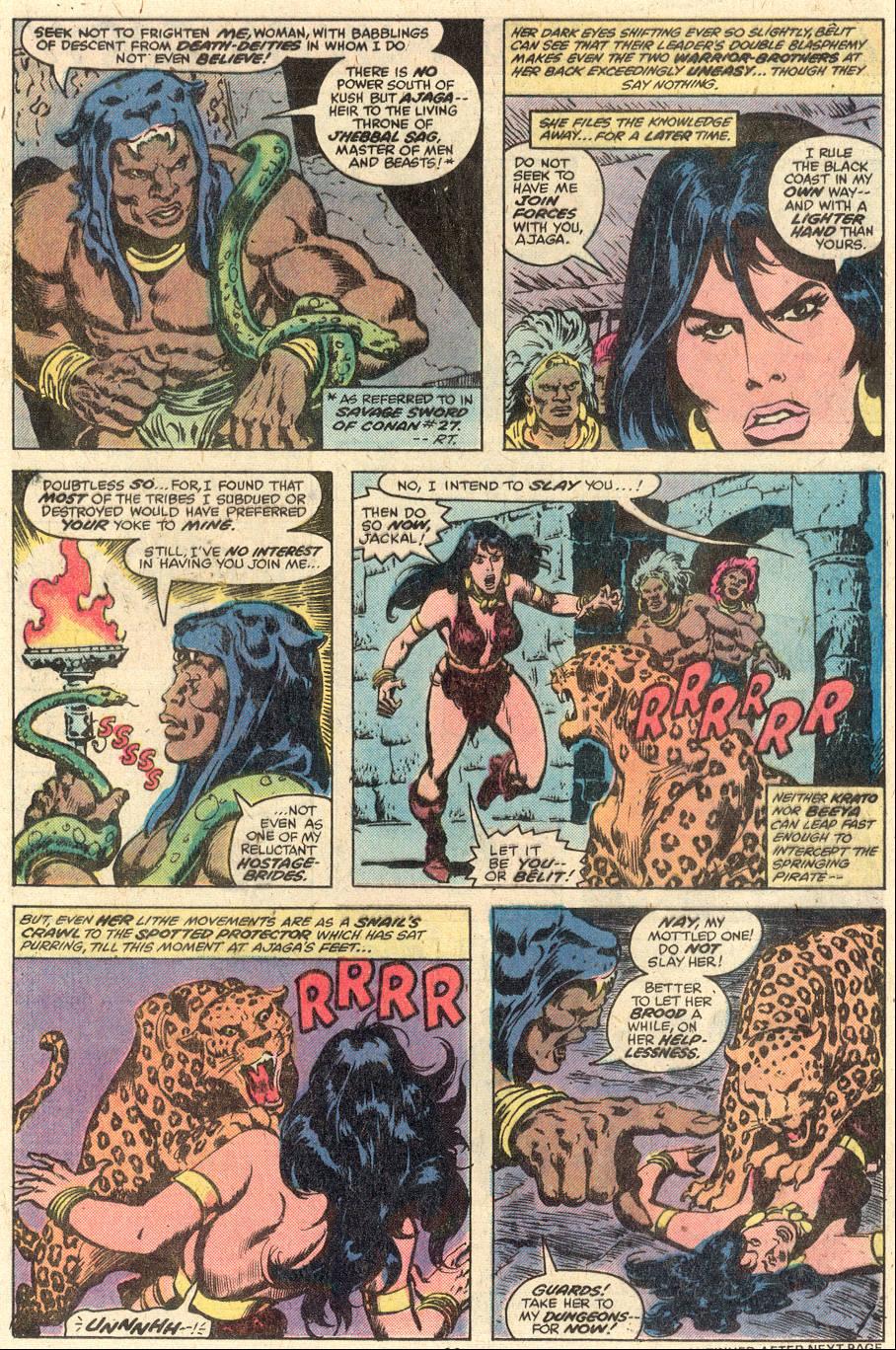Conan the Barbarian (1970) Issue #95 #107 - English 8