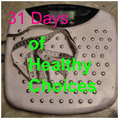 31 Days of Change