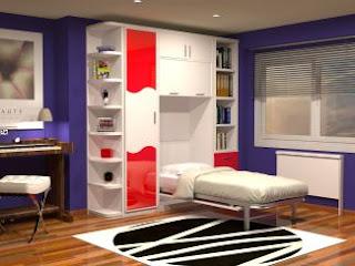 Muebles juveniles dormitorios infantiles y habitaciones juveniles en madrid 06 01 2012 07 - Habitaciones juveniles camas abatibles horizontales ...