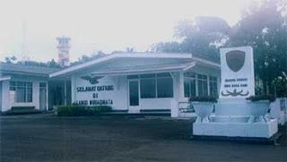 Sejarah Dan Asal Usul Lanud Wiriadinata Cibeureum - Tasikmalaya
