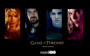 Game of Thrones – A relatively new series, being only 5 episodes old, . game of thrones