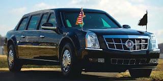 10 Fakta Menarik Tentang Mobil Kepresidenan AS