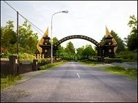GATEWAY CITY PARK OF WONOSOBO