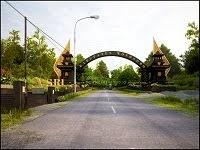 GATEWAY CITY PARK OF WONOSOBO