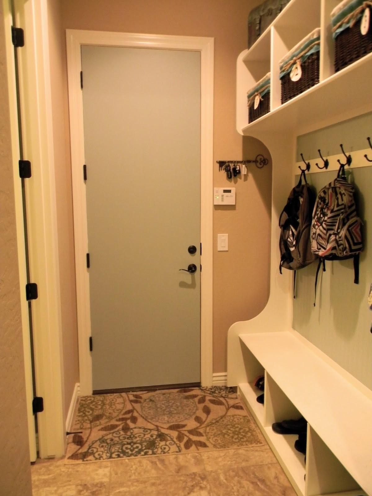 little bit of paint painting interior doors. Black Bedroom Furniture Sets. Home Design Ideas