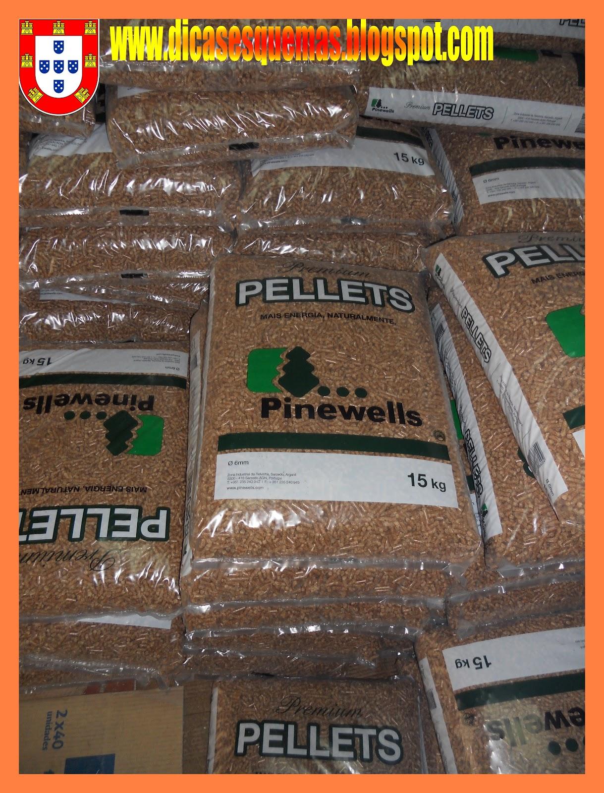 Pellets ser mesmo ecol gico este combust vel dicas - Sacos de pellets ...