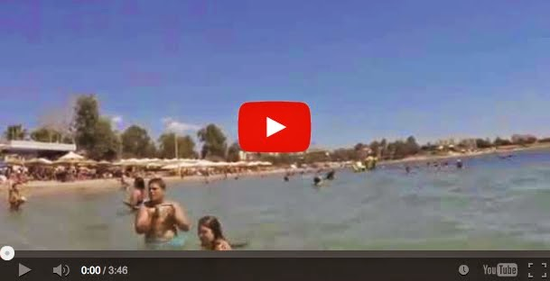 ΑΡΤΕΜΙΣ - πολύ φιλική παραλία για μπάνιο με την οικογένεια...
