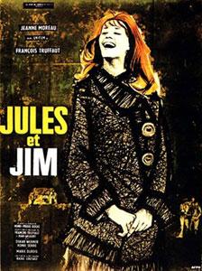 Poster original de Jules y Jim