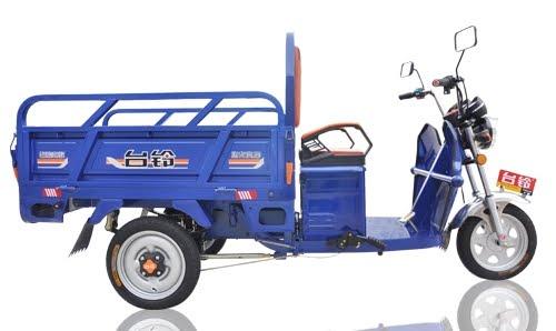 $950.000 CAMPO Triciclo Electrico para 400 Kilos