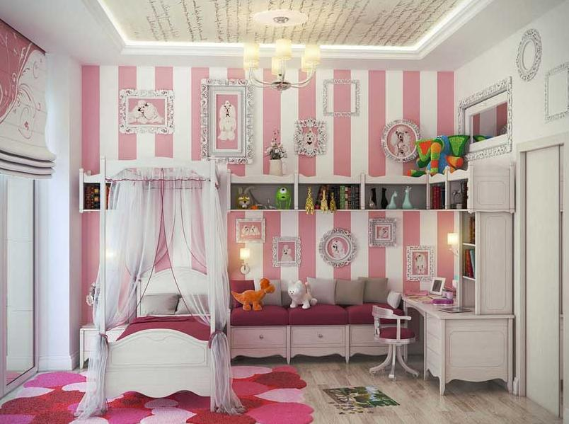 endless to choose an design motif american girl bedroom decoration ideas with vertical wall stripes design american girl furniture ideas