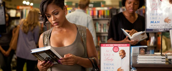 Meagan Good em PENSE COMO ELES (Think Like a Man)
