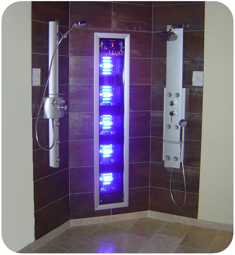 5 Gadgets To Make Your Bathroom More Welcoming # Sunshower Home_164258