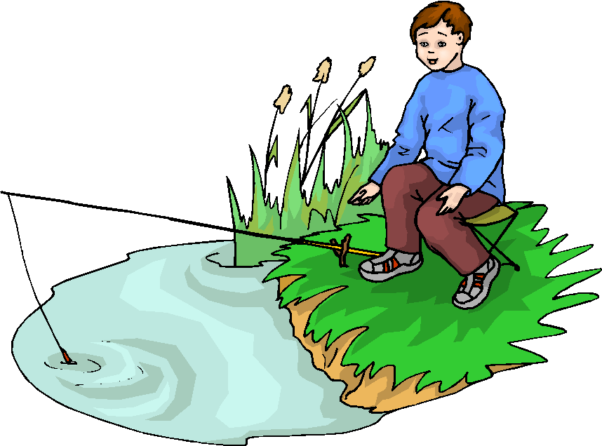 clipart fishing free - photo #17