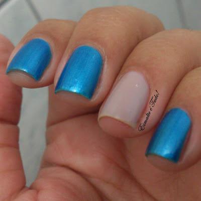 coraçao blue top beauty