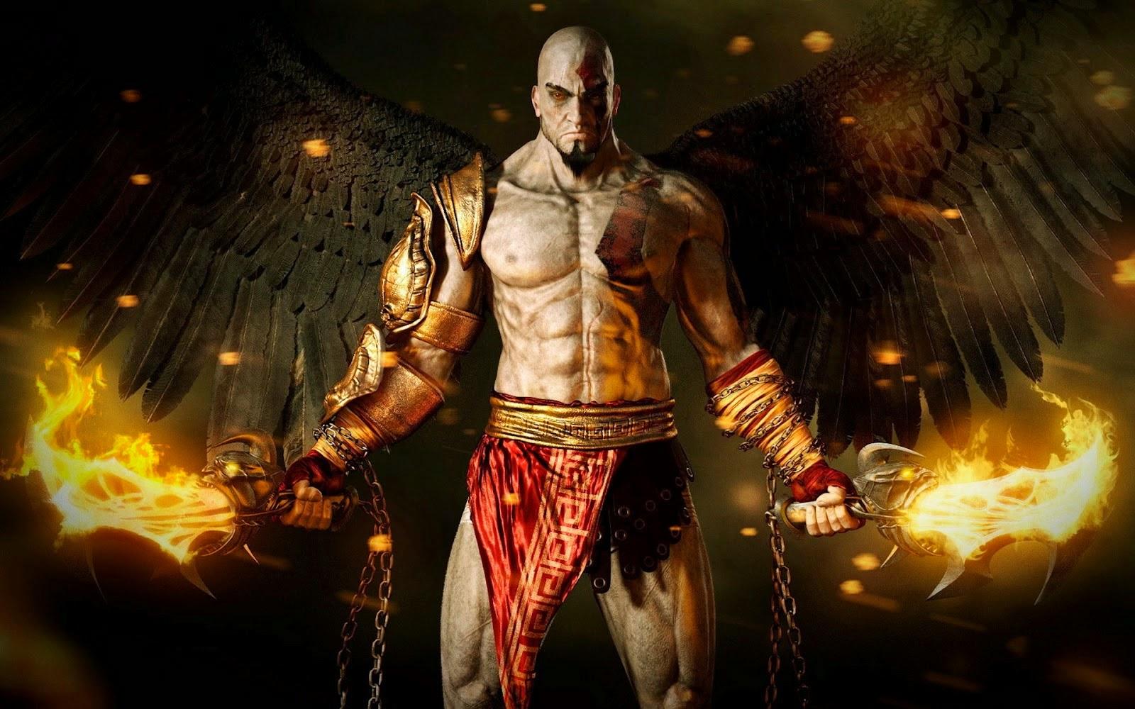 God of War HD Wallpaper