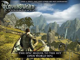 Ravensword: Shadowlands v1.3