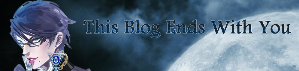 This blog ends with you