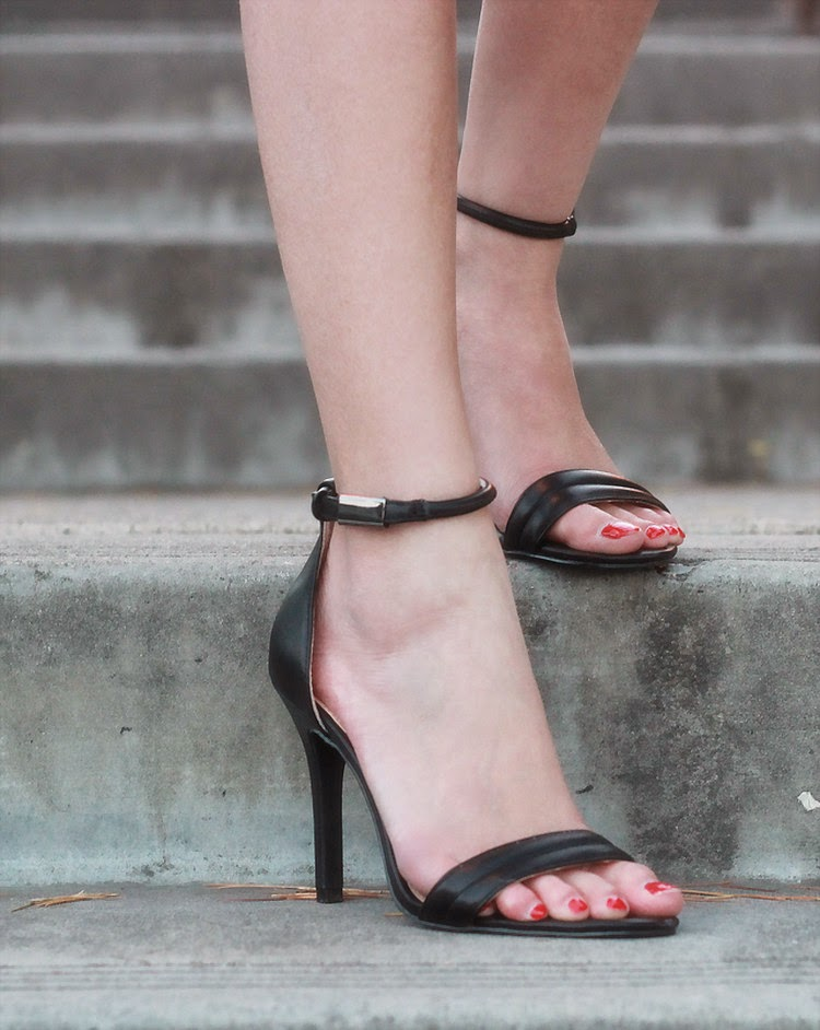 prabal gurung for target strappy sandals