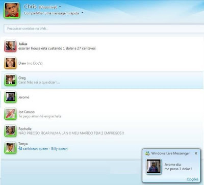 MSN do Chris