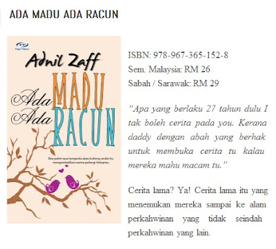Novel Baru Fajar Pakeer (FP) dan Love Novel Publication (LNP)