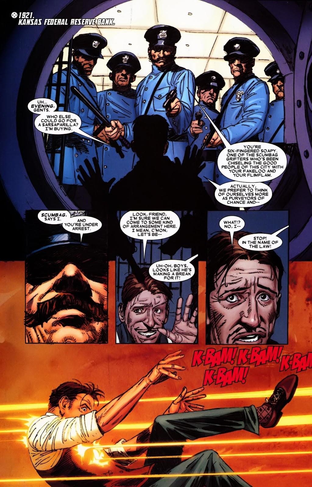Read online Wolverine (2003) comic -  Issue #65 - 3