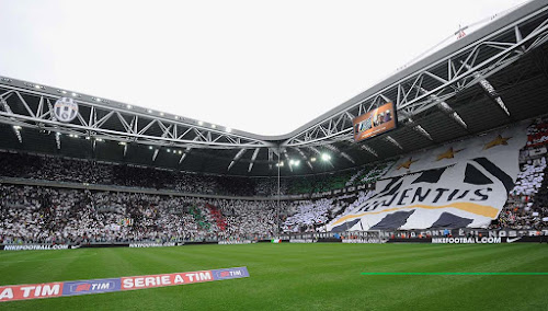 Torcida do Juventus