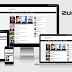 Zunesub Anime Responsive Blogger Template