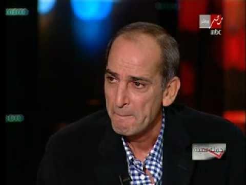 فيديو: هشام سليم يبكي علي الهواء بسبب حرمانة من ابنتيه