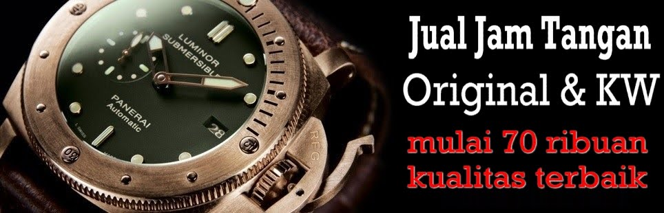 Pusatnya Jam tangan Branded