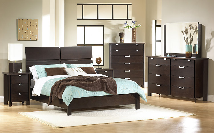 Furniture: Modern bedroom furniture designs ideas.