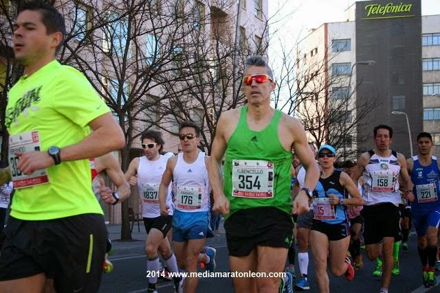 primera media maraton