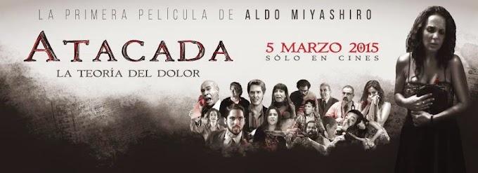 Atacada, La película, trailer oficial - estreno 05 de marzo