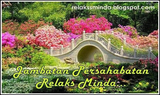 Jalinan Persabatan Bersama Relaks Minda
