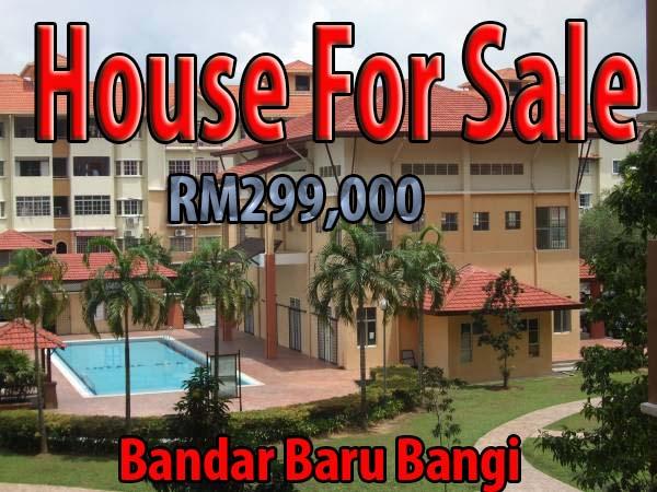 Senarai Rumah / Apartment untuk dijual