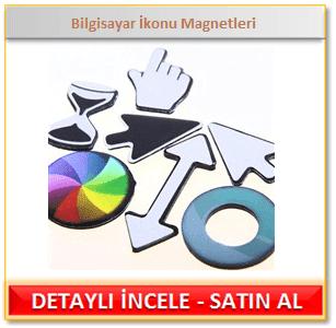 Bilgisayar İkonu Magnetleri