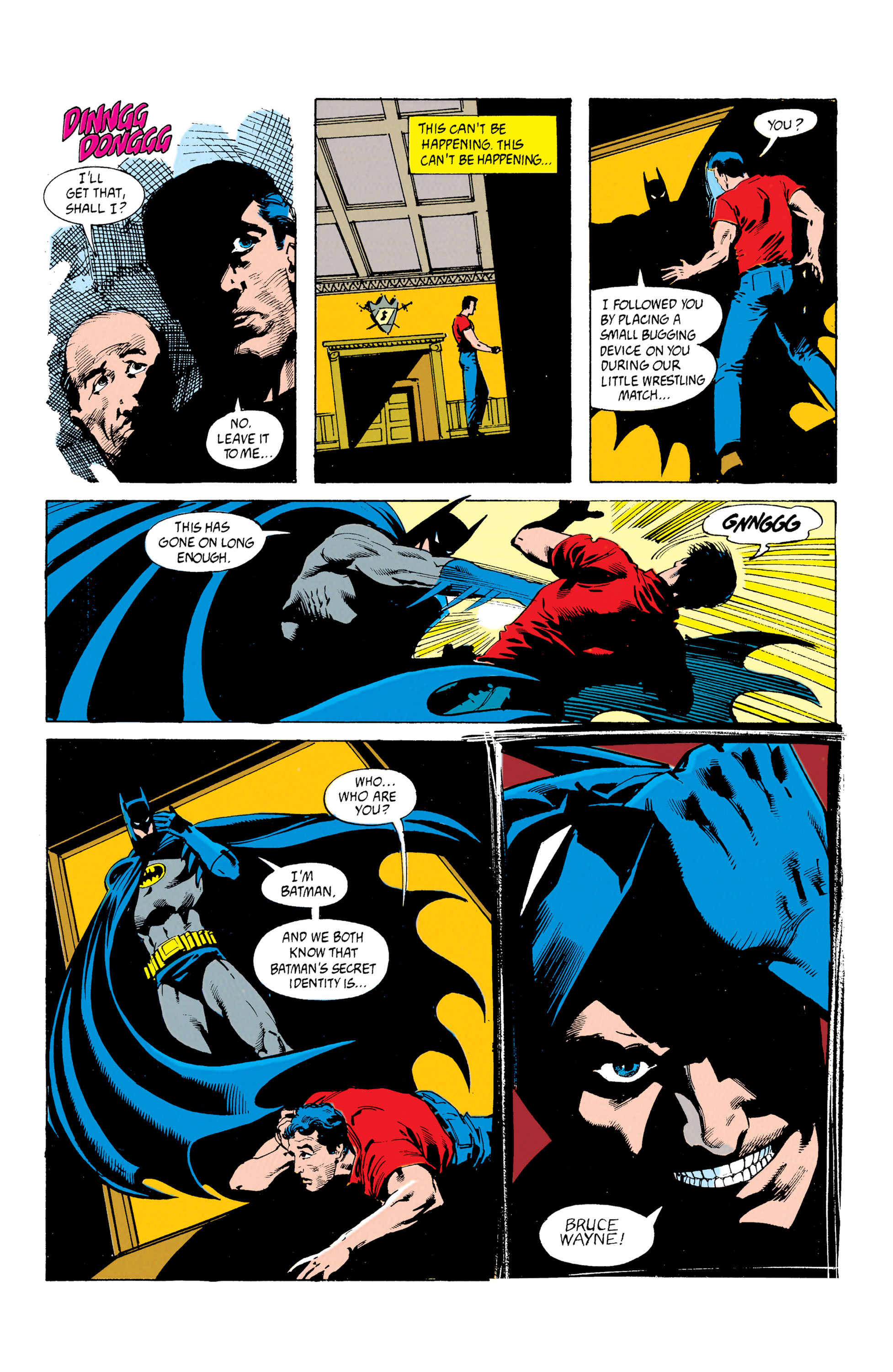 Detective Comics (1937) Issue #633 Page 20