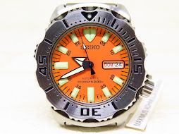 SEIKO DIVER ORANGE MONSTER BRACELET FIRST GEN - SEIKO SKX781 - AUTOMATIC 7S26 - MINT CONDITION