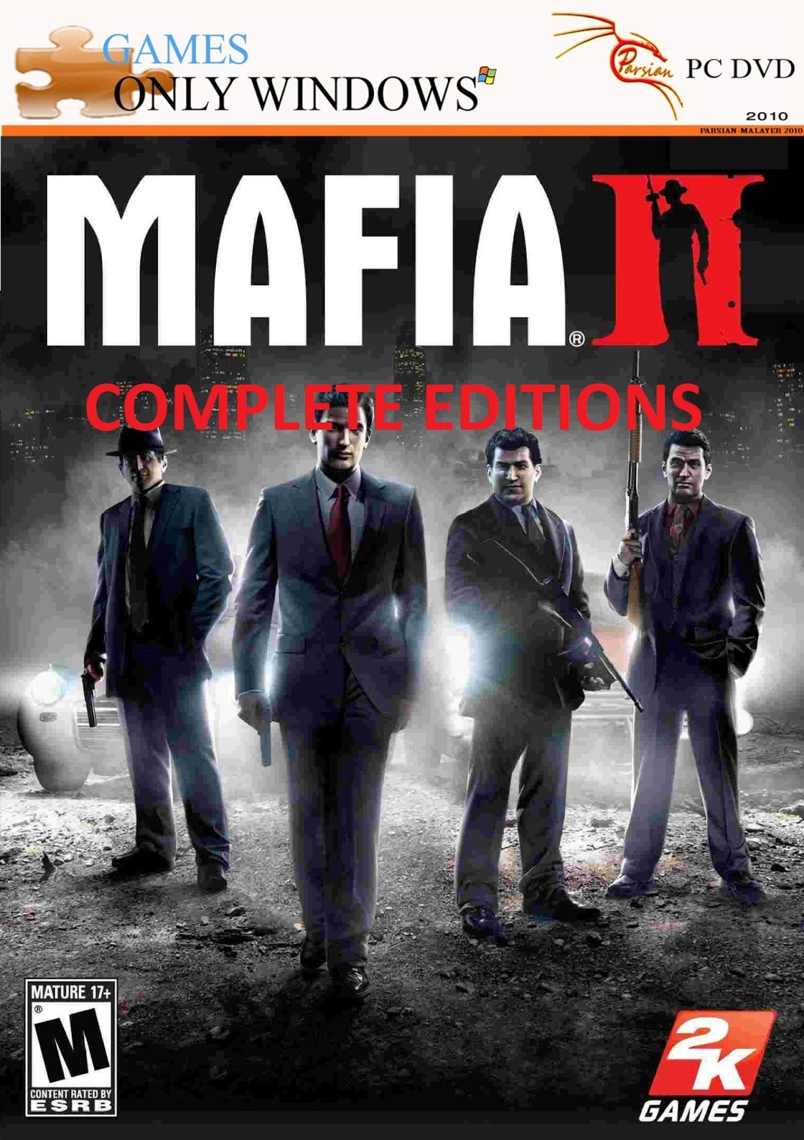 Dream Games: Mafia 2 Complete Edition