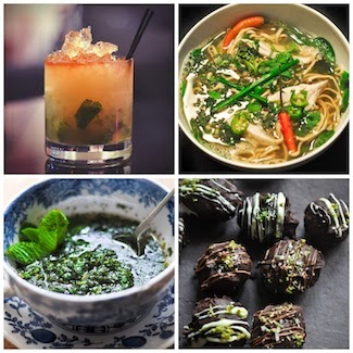 Top Ten Mint Recipes