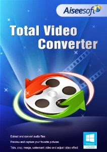 Download Aiseesoft Total Video Converter Platinum 7.1.30 + Patch