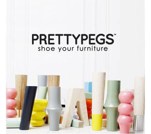 Pretty Pegs Ikea Bed