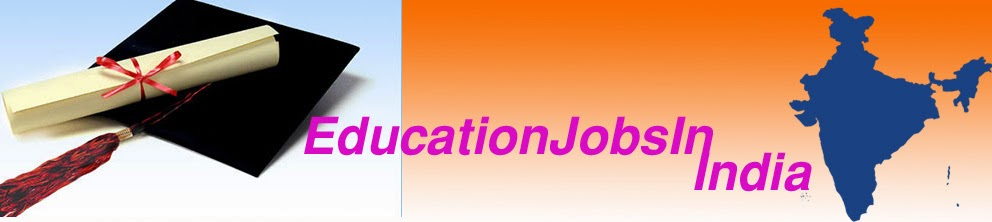 Education Jobs In India