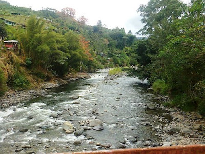Costa Rica, Río Aranjuez