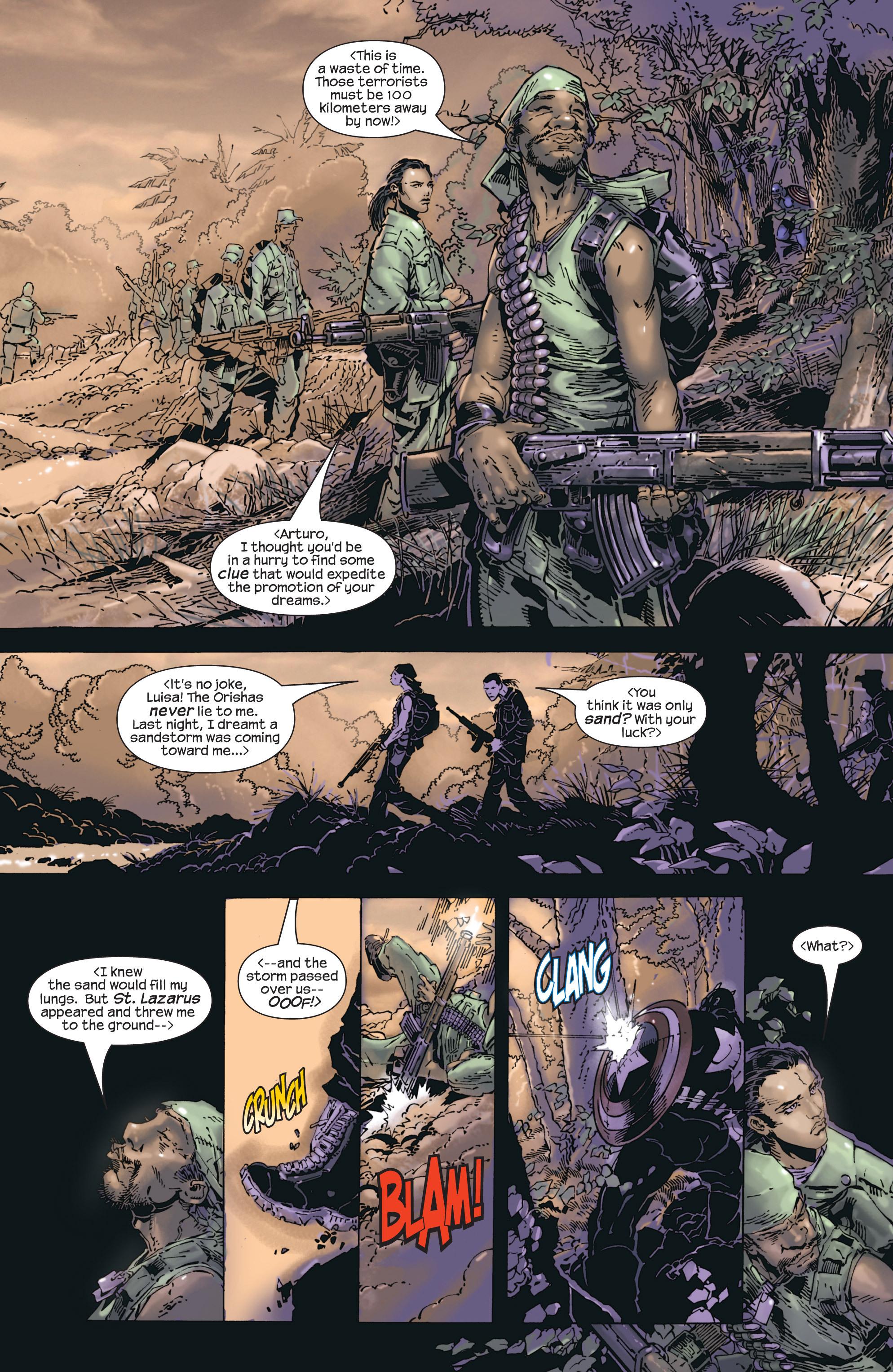 Captain America (2002) Issue #23 #24 - English 18
