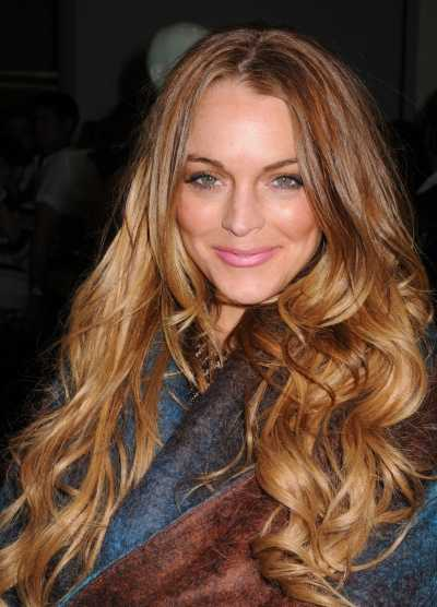 Site Blogspot  Hairstyl on Lindsay Lohan Hairstyle   Female Celebrity Hairstyle Ideas
