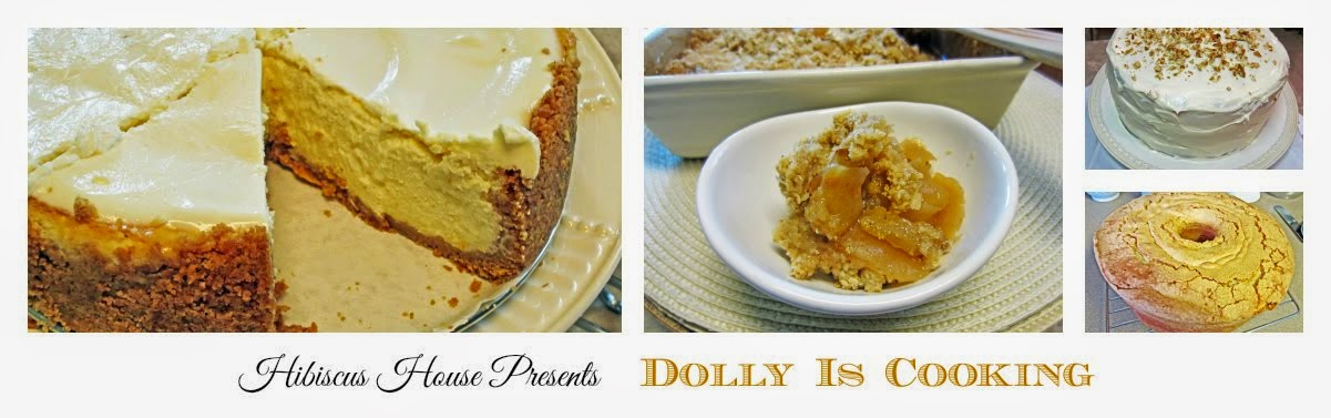 Dolly Is Cooking