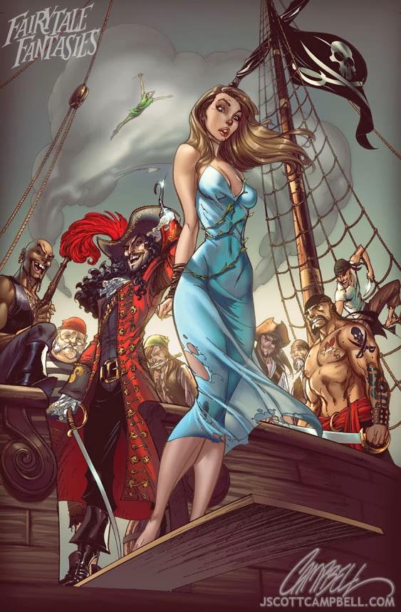 peter pan wendy Fairytale Fantasies Disney