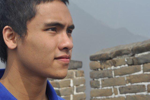 Asian Hot Male Model