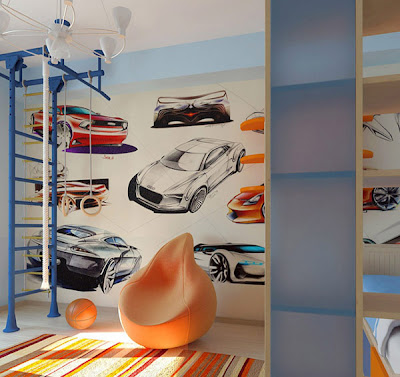 Dormitorios para Jóvenes - Diversas y creativas ideas : Decorar tu ...