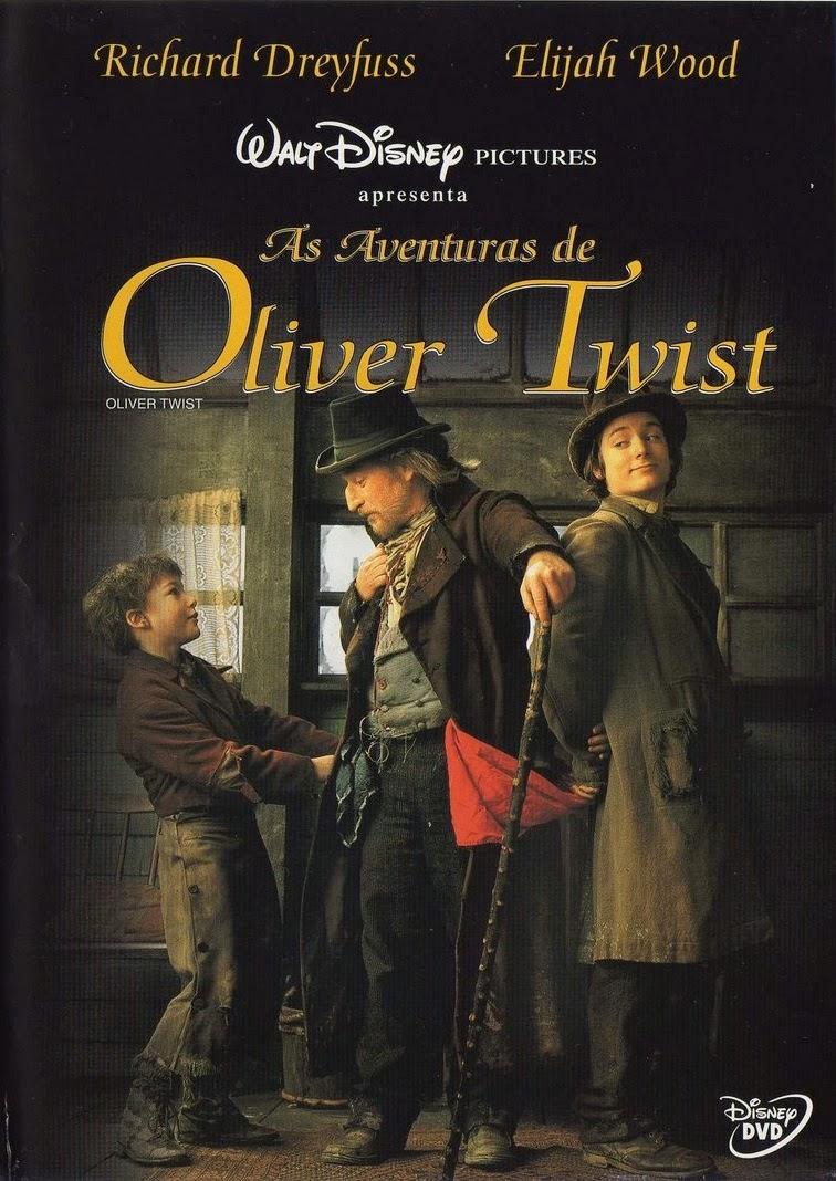 As Aventuras de Oliver Twist – Dublado (2005)